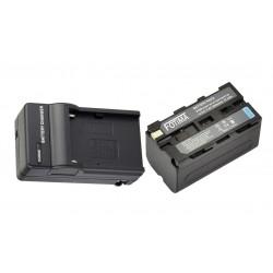 Bateria Fotima Kit FT-F-Vlock