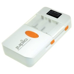Jupio Cargador Universal LUC70 W.E. con Power Bank 2200 mAh
