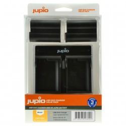 Jupio Kit Batería EN-EL12 + Cargador DUAL USB