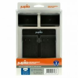 Jupio Batería DMW-BLF19E + Cargador Dual USB