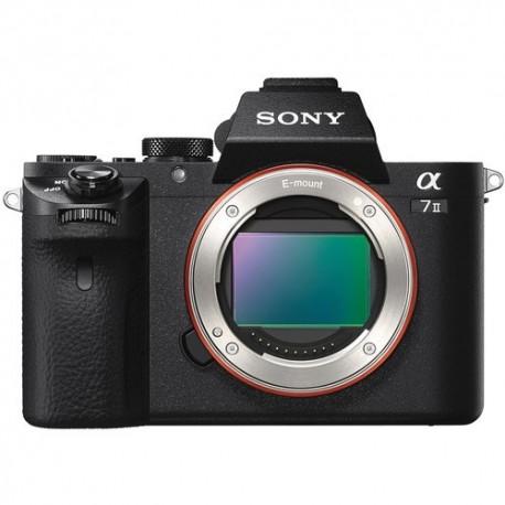 Camara Sony, Sony Alpha 7II, Camara hd
