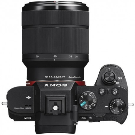 Sony Alpha 7II + 28-70mm f3.5-5.6