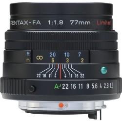 objetivo Pentax 77mm f1.8
