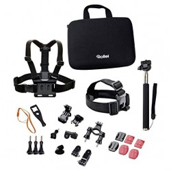 Rollei ActionCam Kit de Accesorios Outdoor