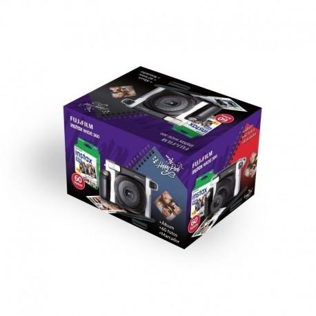 Fuji Instax Wide 300 Kit HAPPY