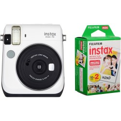 Fuji Kit INSTAX MINI 70 White + Film