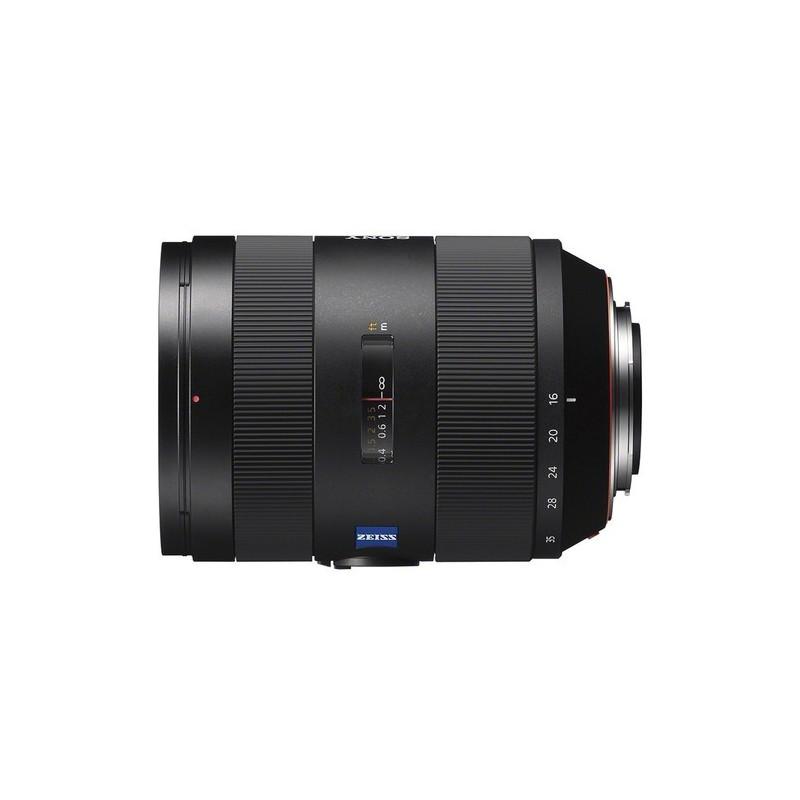 Objetivo Sony 16-35mm f2.8 ZA