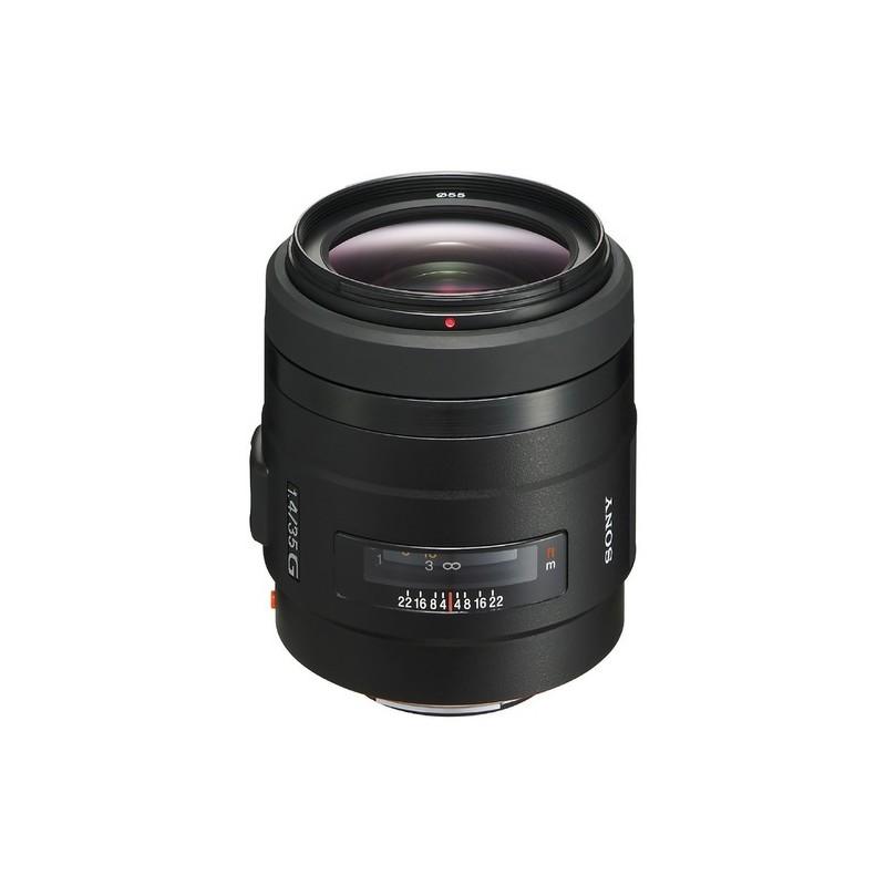 Objetivo Sony 35mm f1.4 G