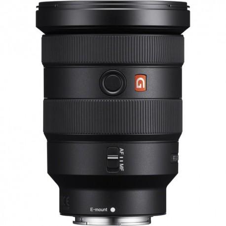 Objetivo Sony 16-35mm f2.8 GM