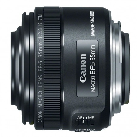 Canon 35mm f2.8 Macro EFS IS STM