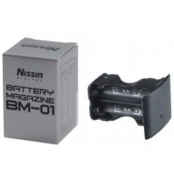 Nissin w CAJETIN BATERIAS BM-01