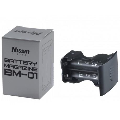 Nissin CAJETIN BATERIAS BM-01