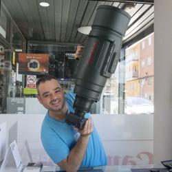 Sigma 200-500mm f2,8 Apo EX DG