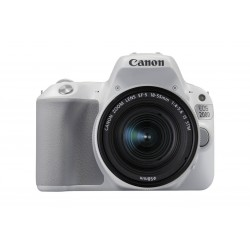 Canon Eos 200d Blanca + 18-55 IS STM
