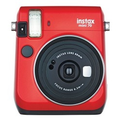 Fuji INSTAX MINI 70 Red