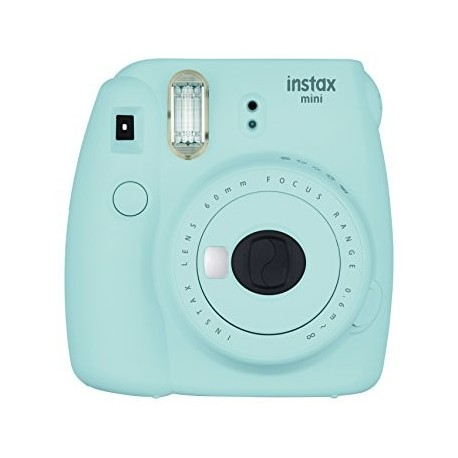 Fuji INSTAX MINI 9 Ice Blue The EX D