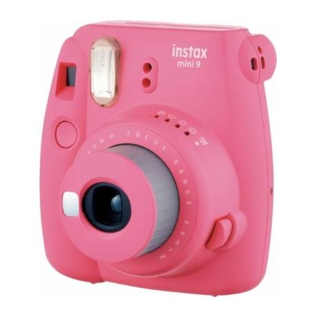 Fuji INSTAX MINI 9 Fla Pink The Ex D