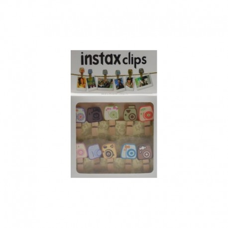 Fuji INSTAX DESIGN CLIPS CAMERA