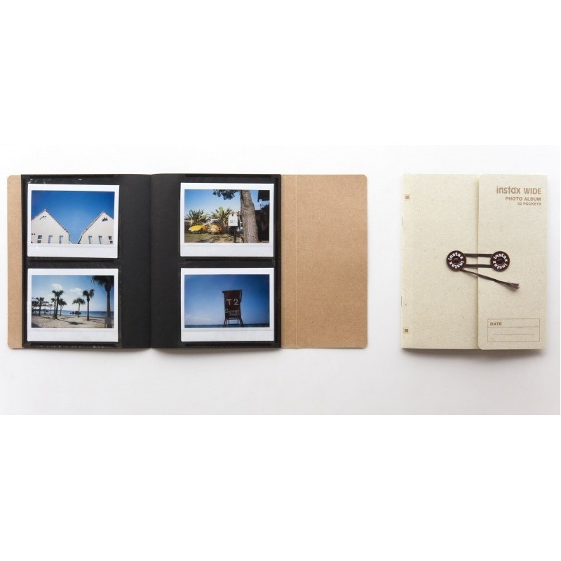 Fuji Instax Wide Album Brown