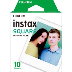 Carga Fuji Instax Colorfilm Square (10pk)