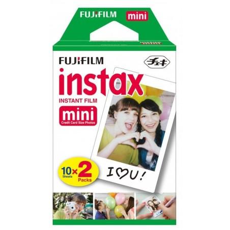 Carga Fuji Instax Mini Glossy P2