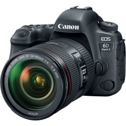 Canon EOS 6d Mark II + 24-105mm f4 L IS EF II