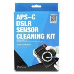 VSGO Bastones de Limpieza para Sensor Aps-c