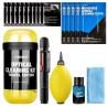 VSGO Kit de viaje para limpieza de lentes amarillos