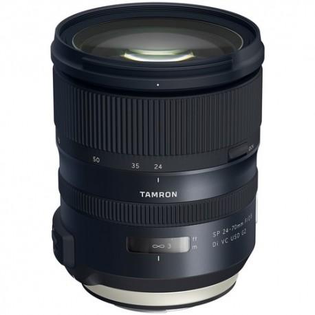 Tamron 24-70mm f2.8 G2