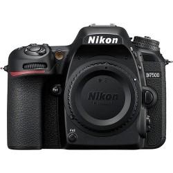 Nikon D7500  Cuerpo D7500