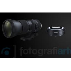 Tamron SP 150-600mm G2 f5-6.3 Kit1