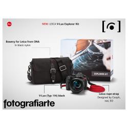 Leica VLux Explorer Kit