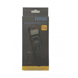 Fotima Intervalometro FTR1-C para Canon