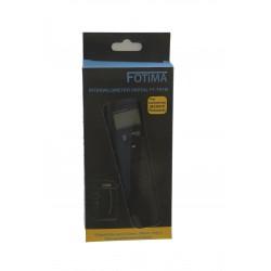 Fotima Intervalometro FTR1-F para Olympus/Panasonic/Sony