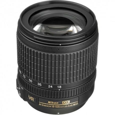 OBJ NIKON DX 18-105 MM f/3.5-5.6 G ED VR AF-S