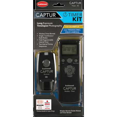 Hahnel Kit Timer Captur para Olympus / Panasonic
