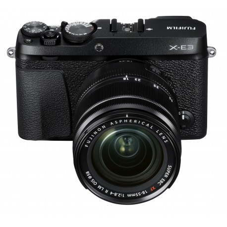Fuji XE3 + 18-55mm f2.8-4