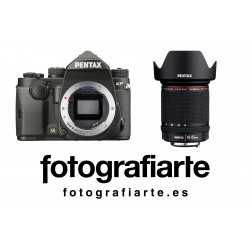 Pentax KP + 16-85mm