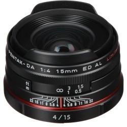 Pentax 15mm f4 ED