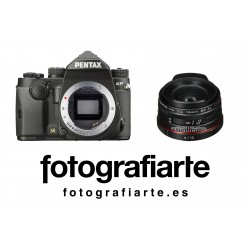 Pentax KP + 15mm f4