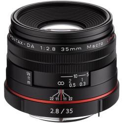 Pentax 35mm f2.8 HD DA
