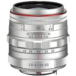 Pentax 20-40mm f2.8-4 ED