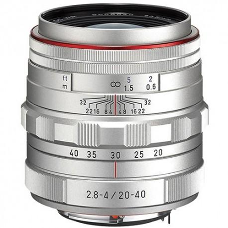 Objetivo Pentax 20-40mm