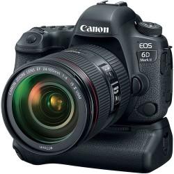 Canon EOS 6d Mark II + 24-105 f4 L IS II + Grip BG-E21