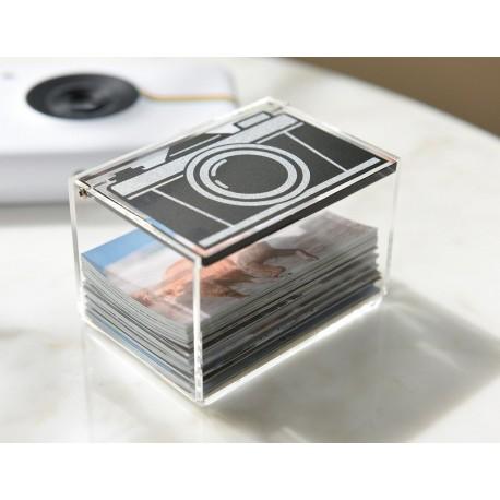 Polaroid Vintage Camera Storage Boxes