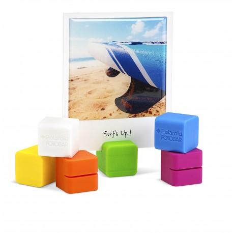 Polaroid Photo Holder Cubes