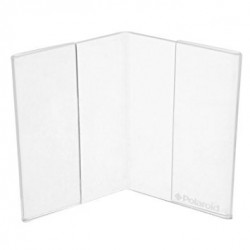 Polaroid Clear Acrylic Frames V-Shaped