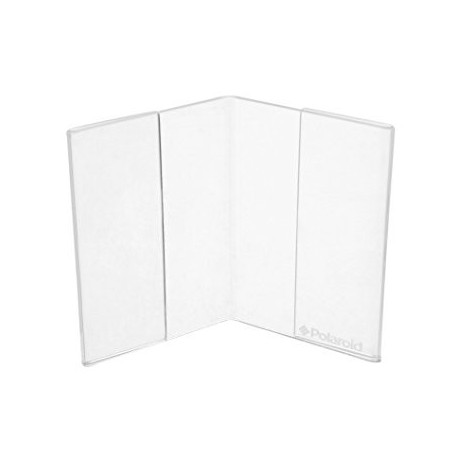 Polaroid Clear Acrylic Frames V-Shaped