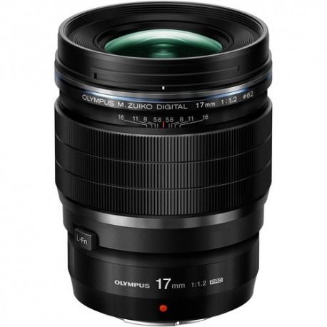 Olympus 17mm f1.2 PRO | Objetivo M.Zuiko Digital ED