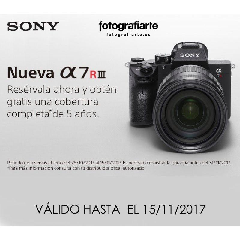 Sony A7r III Reserva | Sony Alpha 7RIII Reserva